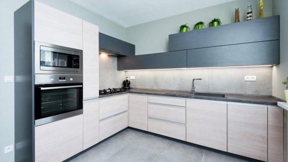 Difference In Handy And Awkward Kitchen