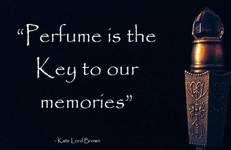 Ancient Perfumes