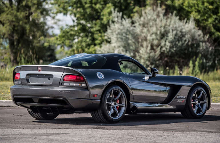 Dodge Viper SRT 2010