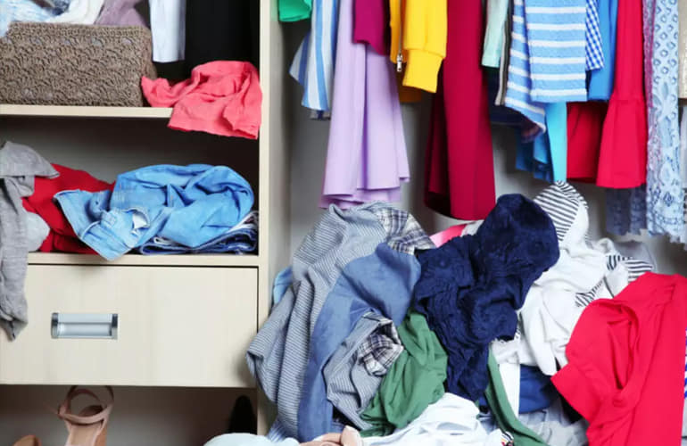 Room in Your Closet for What You Actually Use