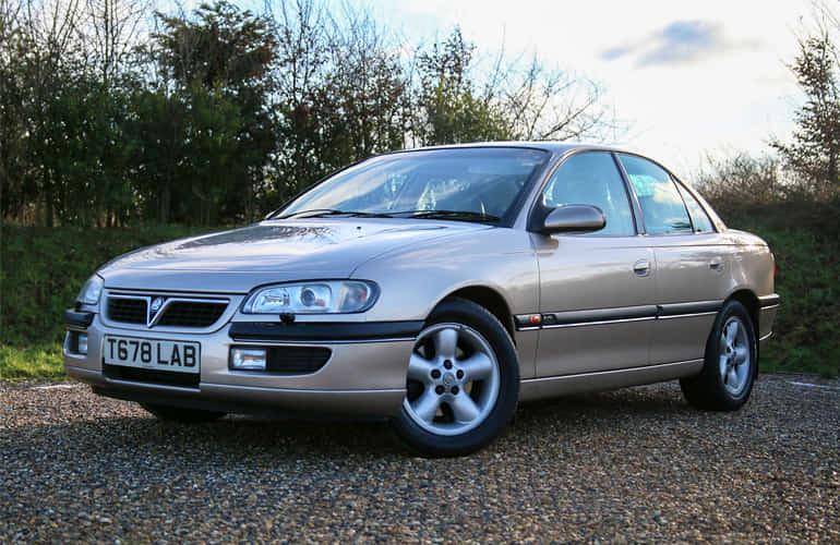 Vauxhall Omega V6